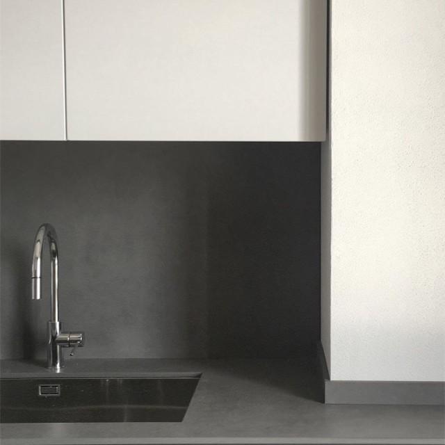 Dettagli di una cucina progettata e realizzata su misura Designhellip