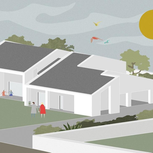 Una nuova casa si aggiunge ai progetti per questo 2017hellip