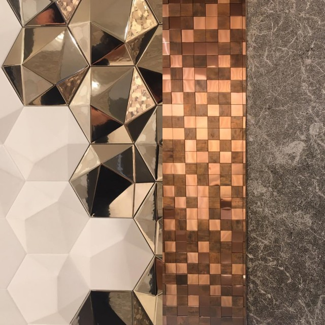Coating tiles inspiration by porcelanosagrupo  Pic by pilkelab