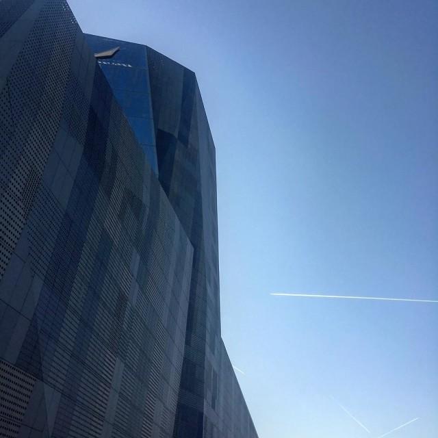 Il cielo sopra bolzano Giornata al klimahaus con evento mattutinohellip