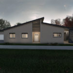 Render progetto Villa OC_01